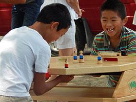 jeux animation evenement jeu en bois revel
