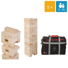 animation-jeux-geants-Jenga geant 90cm