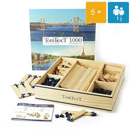 Jeu de construction tomtect